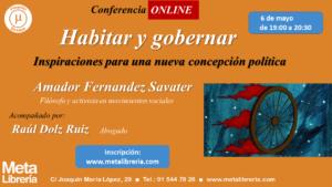 Amador Fernández-Savater enMeta Librería
