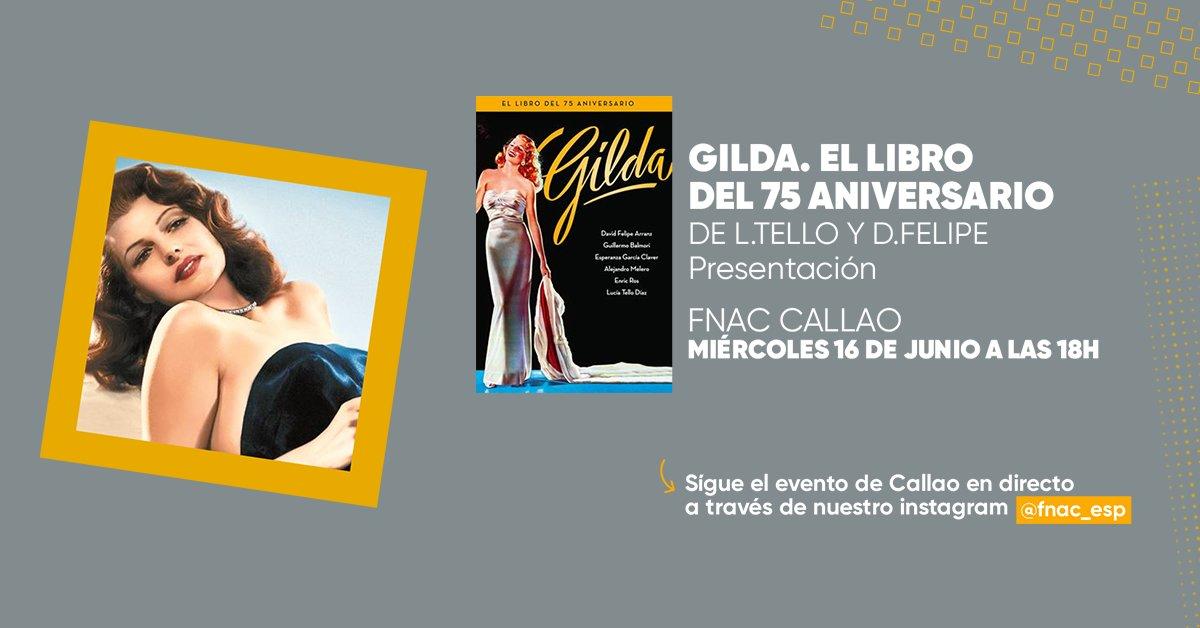 'Gilda. El libro del 75 aniversario' FNAC