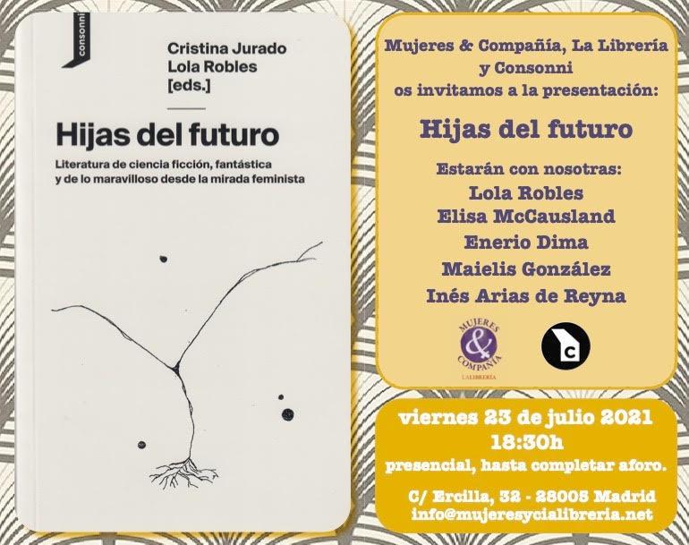 Hijas del futuro Mujeres y Cía