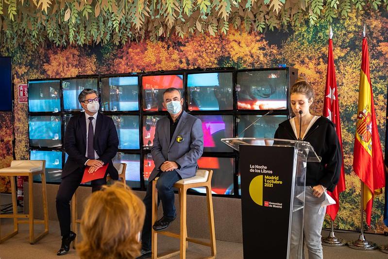 Más de 100 librerías madrileñas participarán en La Noche de los Libros